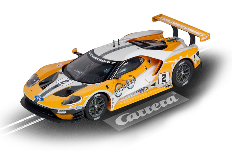 27547 Carrera Evolution Ford GT Race Car - No.2 - New & Boxed ... on monaco ford gt, ferrari ford gt, scalextric ford gt, electric ford gt, classic ford gt, go kart ford gt, lego ford gt, airfix ford gt, lotus ford gt, police ford gt,