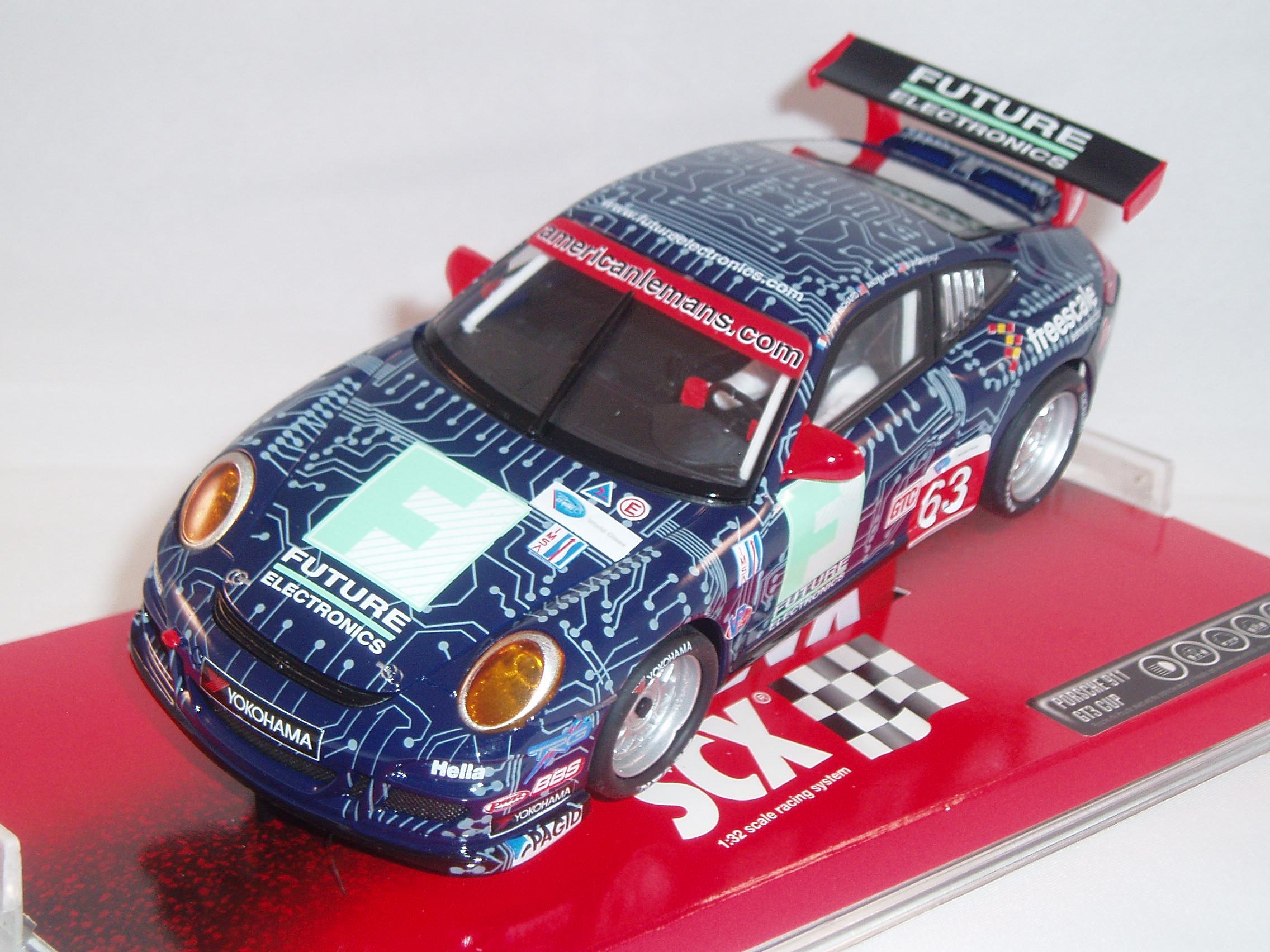 A10037 SCX Porsche 911 GT3 Cup - Richard - A10037