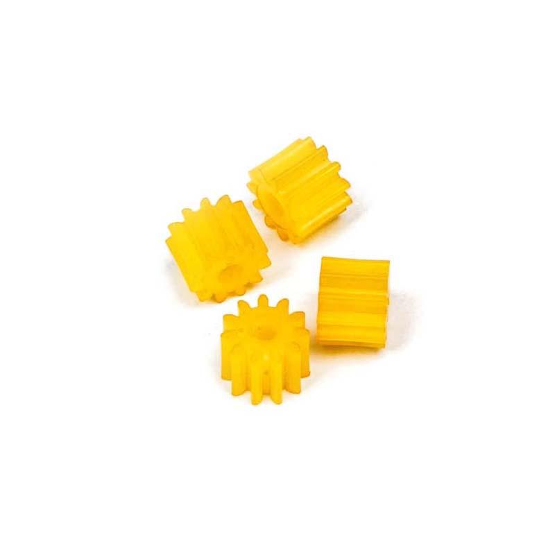 Fits 2mm Shaft M208 Mitoos Nylon Pinion 8z x 4