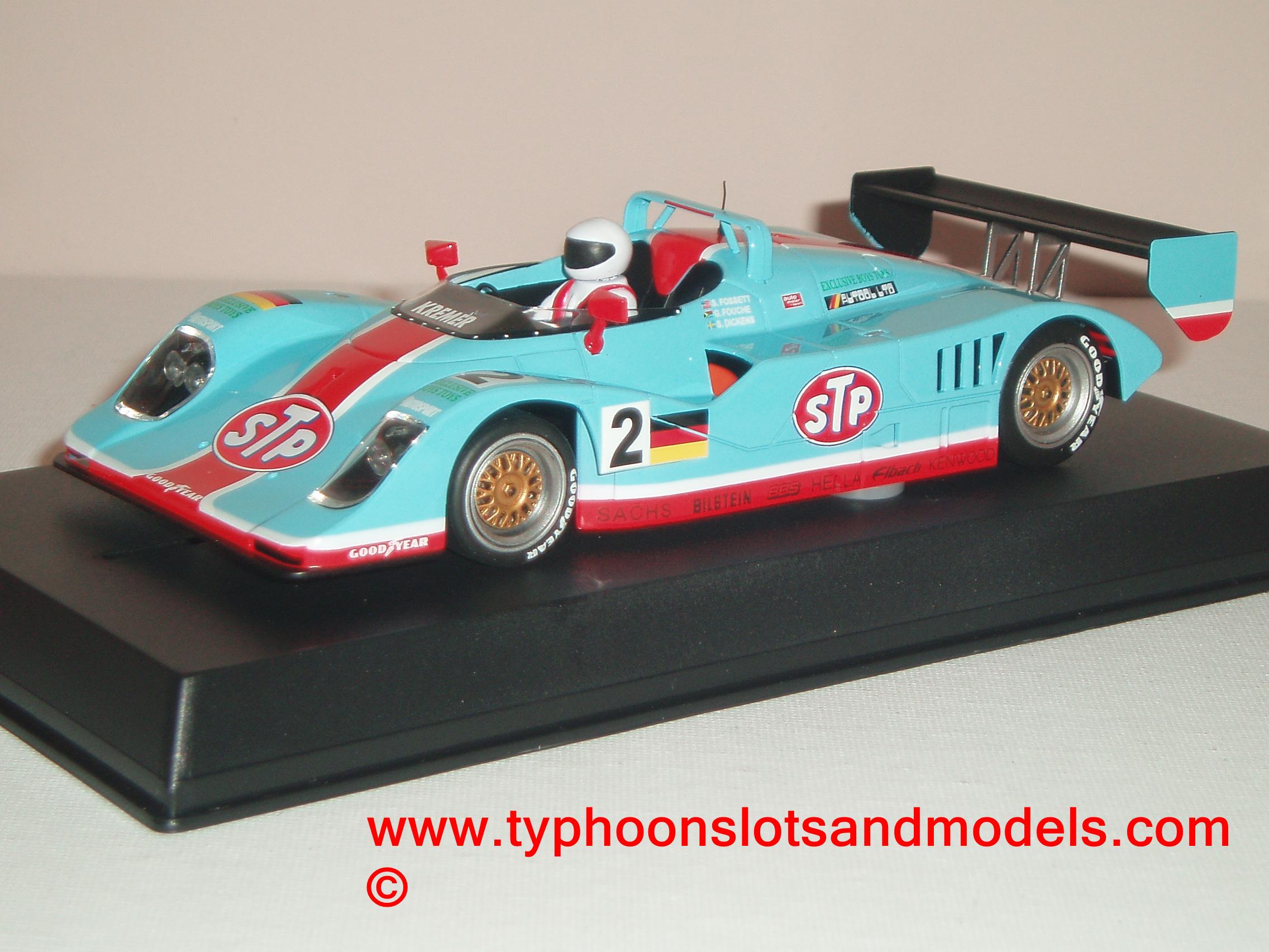 51301 Avant Slot Porsche Kremer 8 - STP - New & Boxed - 51301